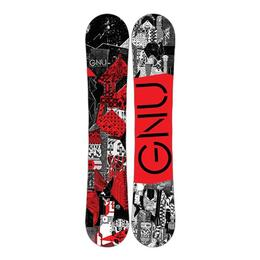 GNU Men's Carbon Credit Wide All Mountain Snowboard '17