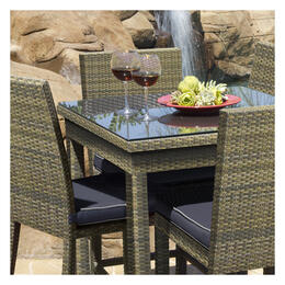 North Cape Cabo Willow 5-Piece Bar Set