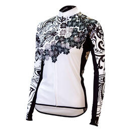 Canari Women's Gale Long Sleeve Cycling Jer