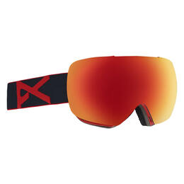 Anon Men's Mig Snow Goggles with Sonar Red Lens