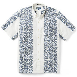 Reyn Spooner Men's Summer Stripe Button Front Shirt