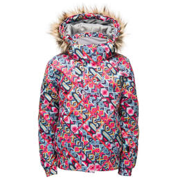 Spyder Toddler Girl's Lola Jacket Print