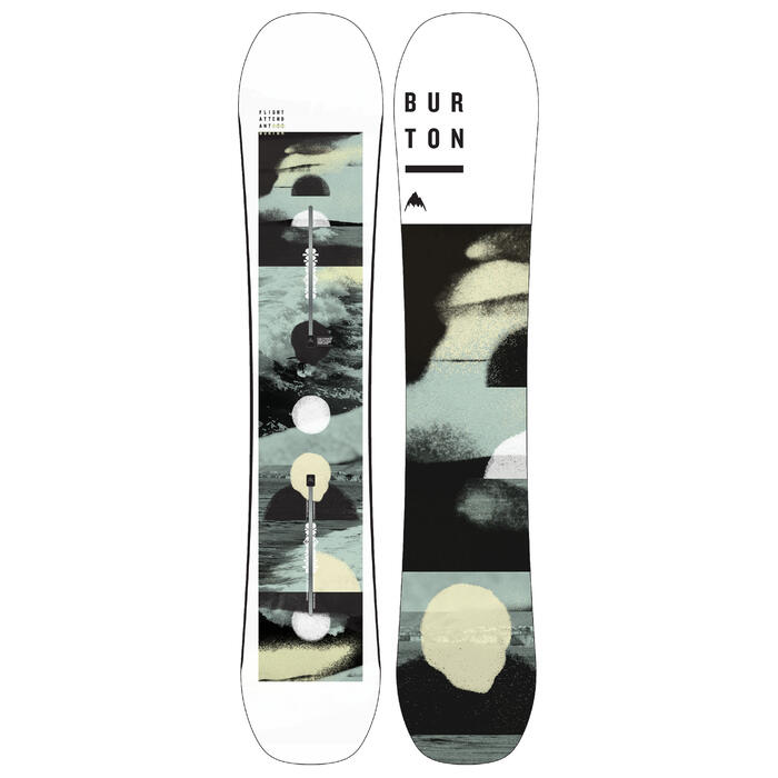 Burton Men's Flight Attendant Snowboard '21