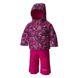 Columbia Toddler Girl's Buga Snow Set