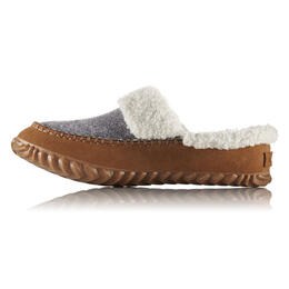 Sorel Women's Out N About Slide Slippers Light Grey
