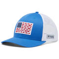 Columbia Men's PFG Mesh Snap Back™ Fish Flag Ball Cap alt image view 24