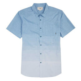 Billabong Men's Faderade Short Sleeve Woven Shirt
