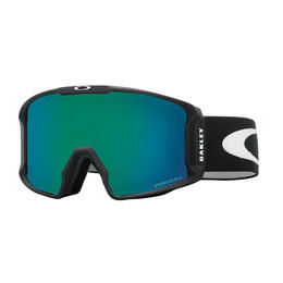 Oakley Line Miner PRIZM Snow Goggles with Inferno Jade Lens