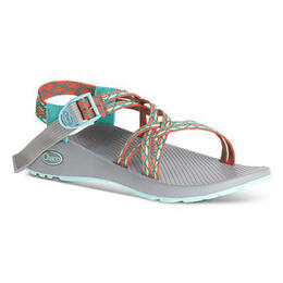 Chaco Women's ZX/1 Classic Casual Sandals Paloma Tangerine