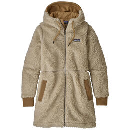 Patagonia Women's Dusty Mesa Fleece Parka