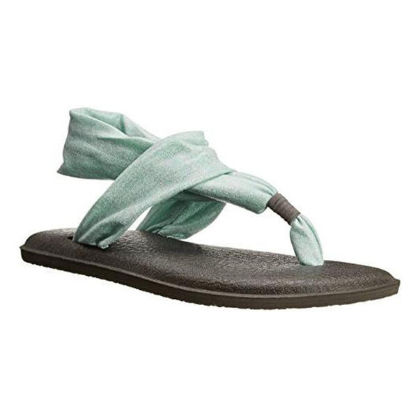 Sanuk Girl's Yoga Sling Bling Casual Sandals