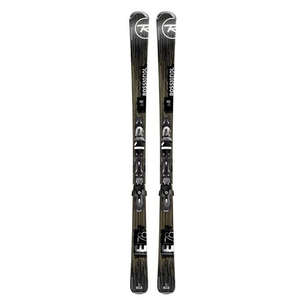 Rossignol Men's Experience 78 All Mountain Skis with Xelium 110 Bindings '14