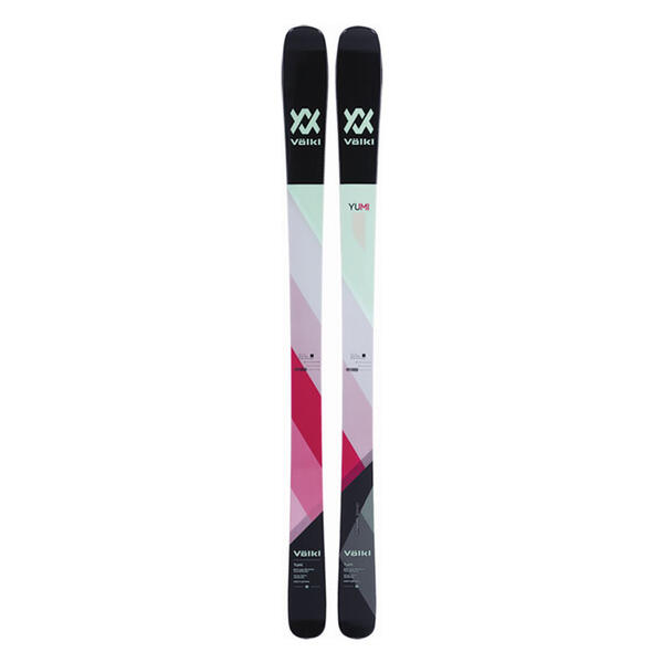 Volkl Women's Yumi All-Mountain Skis - FLAT