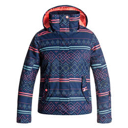 Roxy Girl's Roxy Jetty Snow Jacket