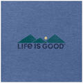 Life Is Good Men's Retro Camp Crusher Tee S