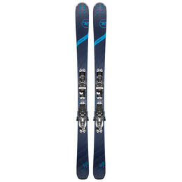 Rossignol Women's Experience 88 TI Skis With Look NX 12 Konect GW 890 Bindings '20