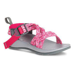 Chaco Kids Zx/1 Ecotread Casual Sandals Rend Pink