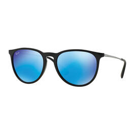 Ray-Ban Women's Erika Classic Sunglasses With Blue Mirror Lenses