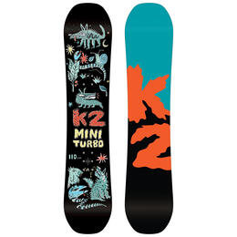 K2 Boy's Mini Turbo Snowboard '20