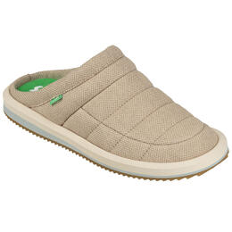 Sanuk Women's Puff N Chill Low Hemp Shoes
