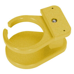 Pawleys Island Durawood Cup Holder - Yellow