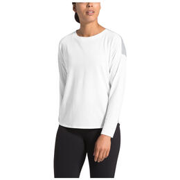 The North Face Women's Workout Novelty Long Sleeve Shirt