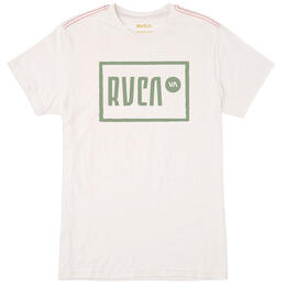 RVCA Men's Lofi Short Sleeve T Shirt