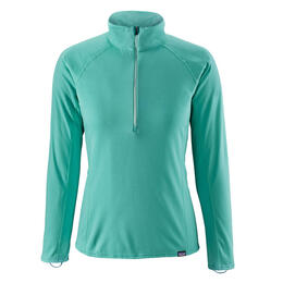 Patagonia Women's Capilene Midweight Zip Neck Pullover