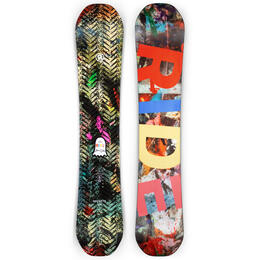 Ride Men's Machete Wide Snowboard '21