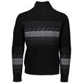 Obermeyer Men's Textured 1/2 Zip Sweater