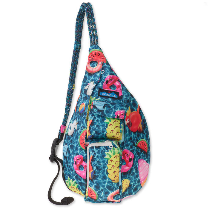 KAVU Women's Mini Rope Sling Float Riot Bac