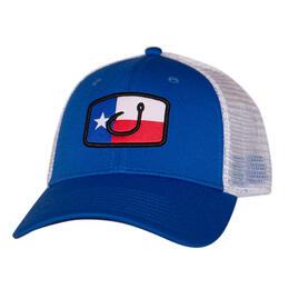 Avid Men s Texas Flag Trucker Hat 1f900b6615d