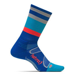 Feetures Elite Light Cushion Mini Crew Running Socks