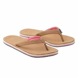 Hari Mari Women's Scouts Sandals Tan/Pink