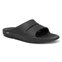 Oofos Men's Ooahh Slip-On Sandals