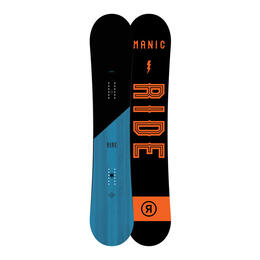 Ride Men's Manic All Mountain Snowboard '17