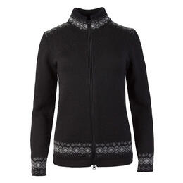 Dale Of Norway Women's Bergen Feminine Full Zip Jacket