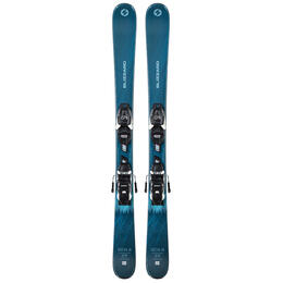 Blizzard Girl's Sheeva Twin Jr Skis With Jr 4.5 Bindings '21