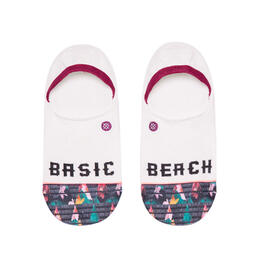 Stance Women's Invisible Basic Beach Socks