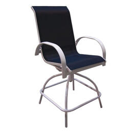 North Cape Hampton II Collection Counter Height Swivel Chair