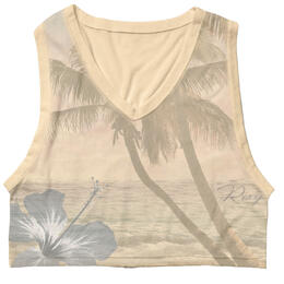 Roxy Women's Pineapple Paradise Tank Top