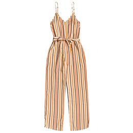 Roxy Women's Cha Cha For Now Woven Jumpsuit