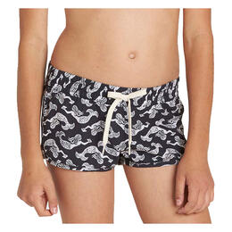 Billabong Girl's Conch'd Out Volley Boardshorts