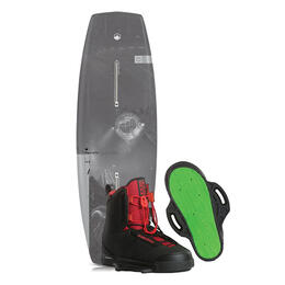 Liquid Force RDX Wakeboard '18 w/ Hitch Bindings