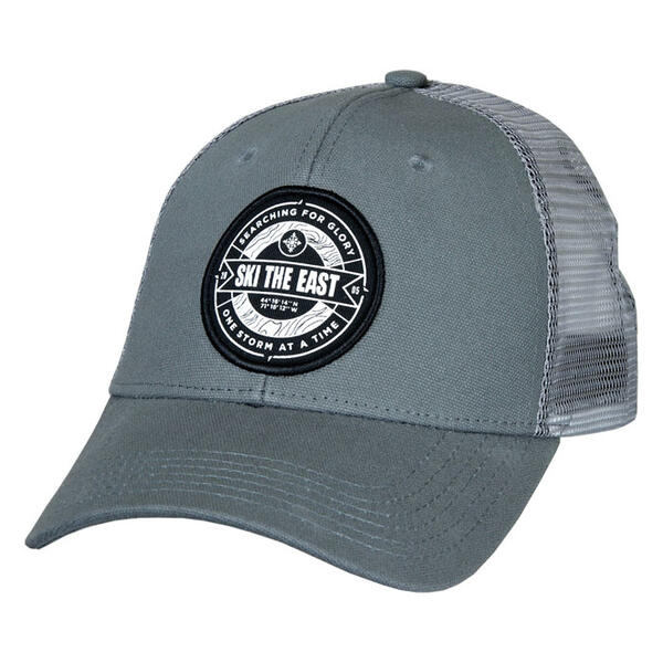 Ski The East Men's Navigator Canvas Trucker