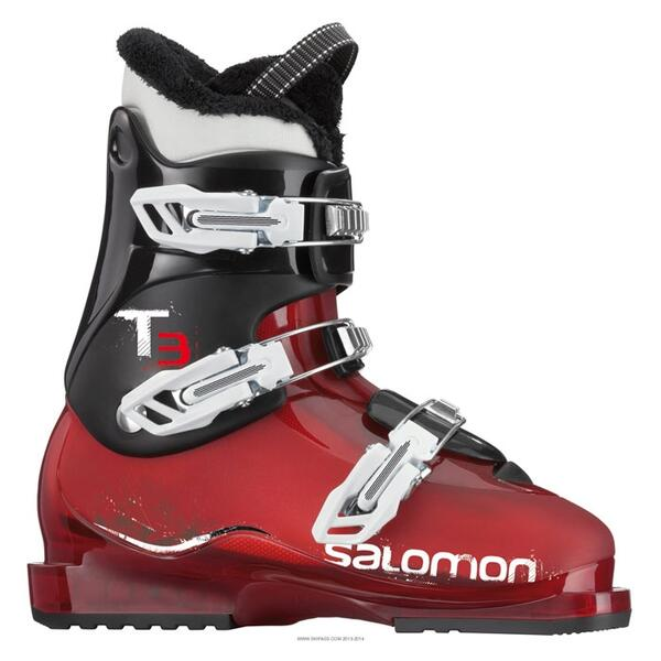 Salomon Youth T3 RT Ski Boots '14