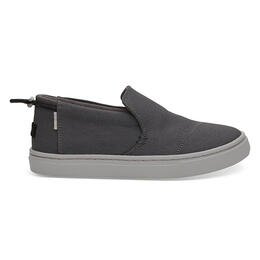 Toms Boy's Paxton Casual Shoes Iron