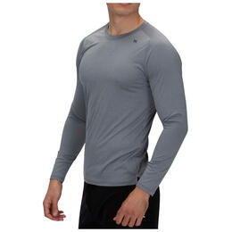 Hurley Men's Quick Dry Long Sleeve T Shirt