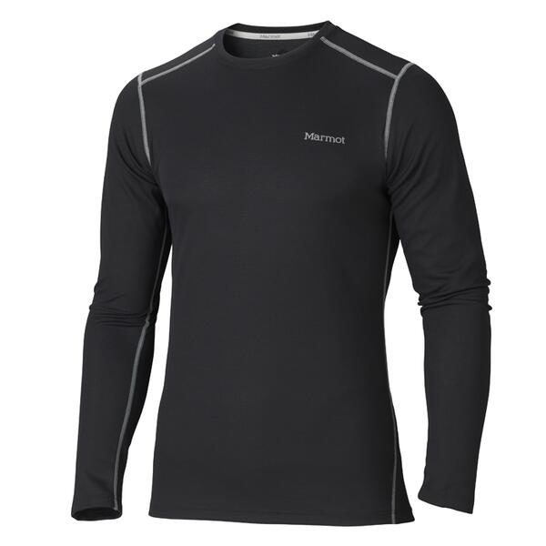 Marmot Men's Thermalclime Sport Long Sleeve Crew Top