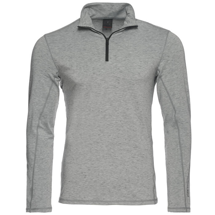 Bogner Fire + Ice Men's Flint T-Neck Grey B